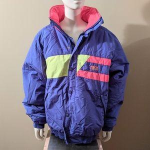 80s CB Sports Winter Jacket